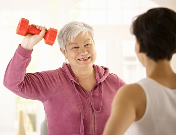 Exercising Safely as a Senior Citizen