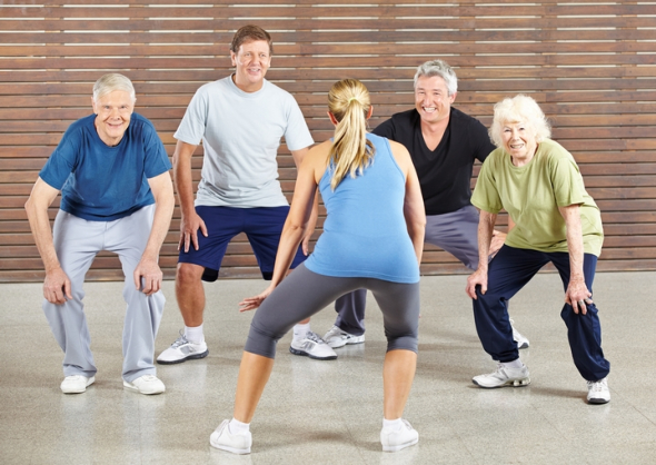 Necessary Precautions for Seniors when Exercising